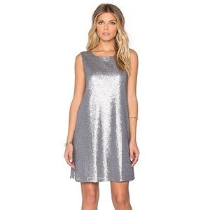 NWT Jack BB Dakota Sequin Harmonica Dress
